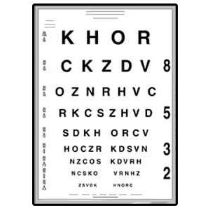 Trouble de la vue. - Mon cancer du sein a un blog